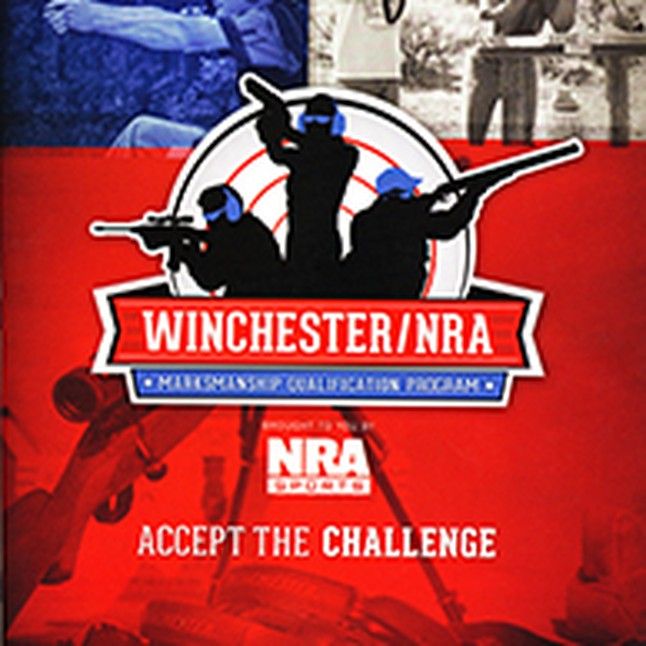 Supervised Winchester/NRA Marksmanship Qualification Program